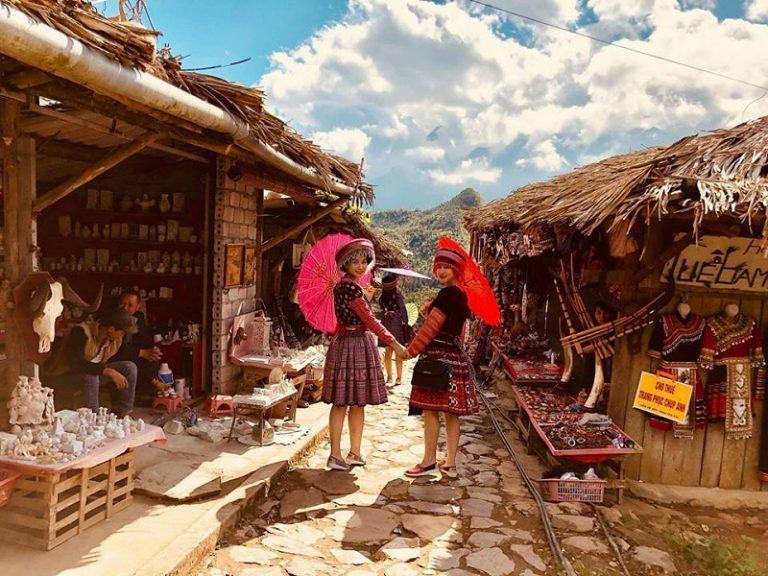 Review kinh nghiệm du lịch bản Cát Cát Sapa