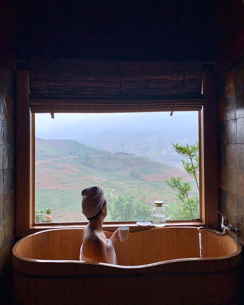 resort đẹp ở sapa