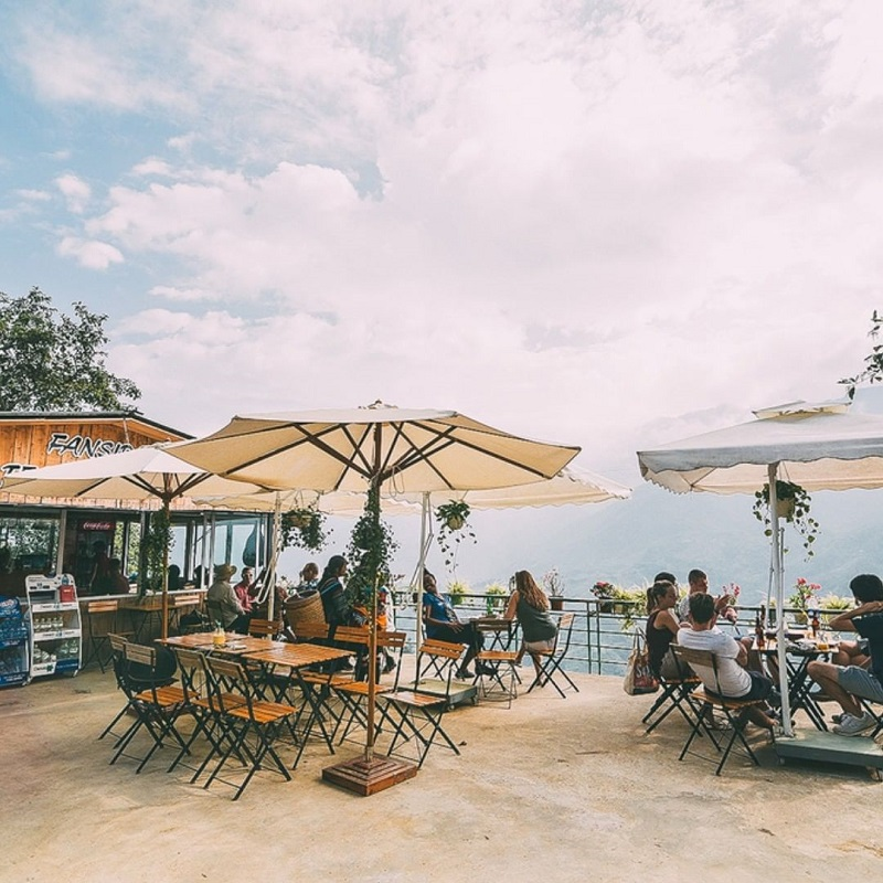 quán cafe đẹp ở sapa
